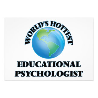 World's Hottest Educational Psychologist Card