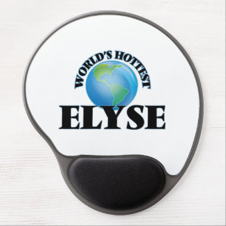 World's Hottest Elyse Gel Mouse Pad
