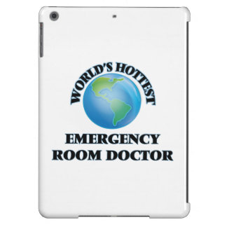 World's Hottest Emergency Room Doctor iPad Air Cases