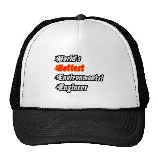World's Hottest Environmental Engineer Mesh Hats