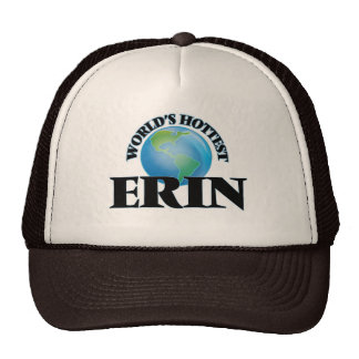 World's Hottest Erin Hats