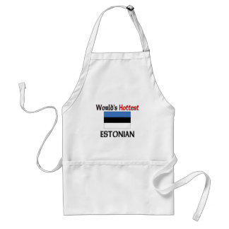 World's Hottest Estonian Standard Apron