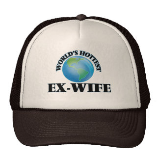 World's Hottest Ex-Wife Hats