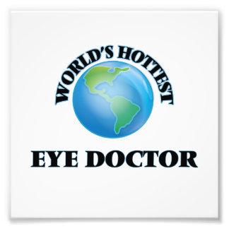World's Hottest Eye Doctor Photograph