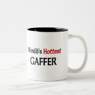 Worlds Hottest Gaffer Coffee Mugs