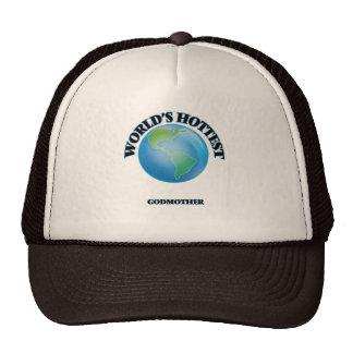 World's Hottest Godmother Trucker Hat