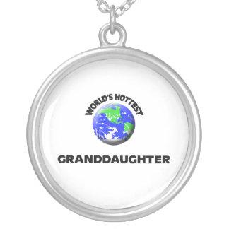World's Hottest Granddaughter Necklace