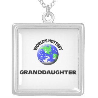 World's Hottest Granddaughter Pendants