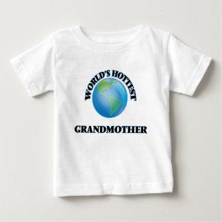 World's Hottest Grandmother T-shirt