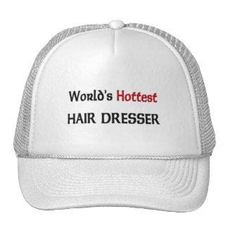 Worlds Hottest Hair Dresser Hat