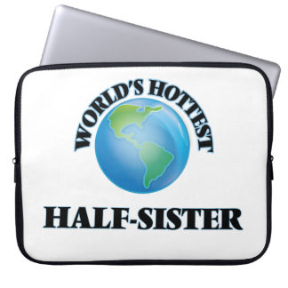 World's Hottest Half-Sister Computer Sleeves