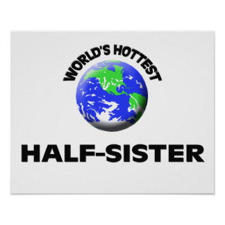 World's Hottest Half-Sister Poster