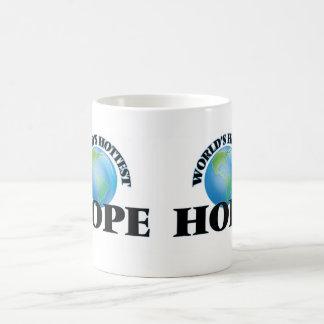 World's Hottest Hope Mug