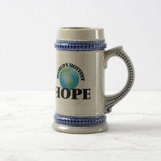 World's Hottest Hope Mugs