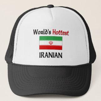 World's Hottest Iranian Trucker Hat