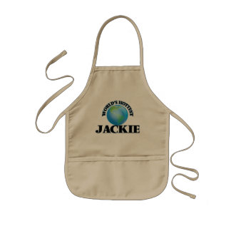 World's Hottest Jackie Aprons