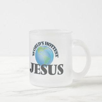 World's Hottest Jesus Mugs