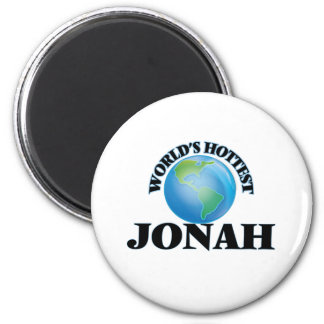 World's Hottest Jonah Magnets