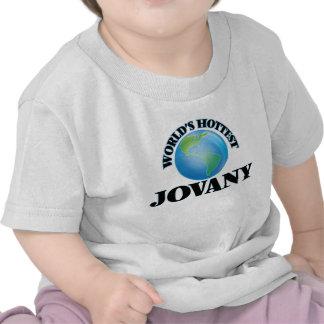 World's Hottest Jovany Tshirt