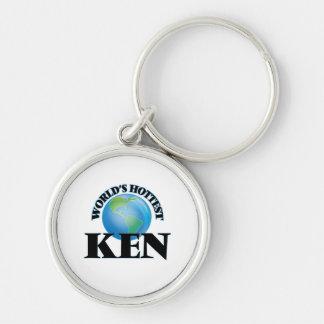 World's Hottest Ken Key Chain