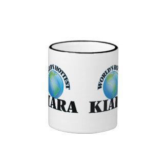 World's Hottest Kiara Mugs