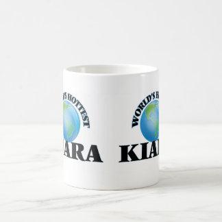 World's Hottest Kiara Coffee Mug