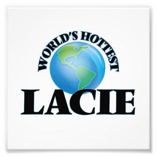 World's Hottest Lacie Art Photo