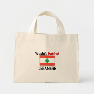 World's Hottest Lebanese Canvas Bags