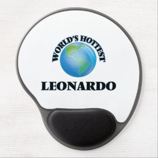 World's Hottest Leonardo Gel Mouse Mat