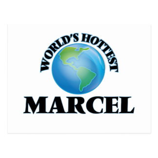 World's Hottest Marcel Post Cards