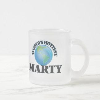 World's Hottest Marty Mugs