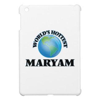 World's Hottest Maryam iPad Mini Cases