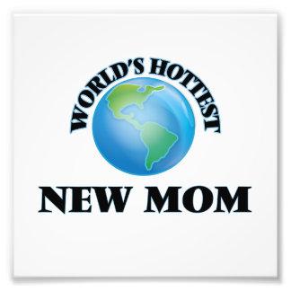 World's Hottest New Mom Photo Print
