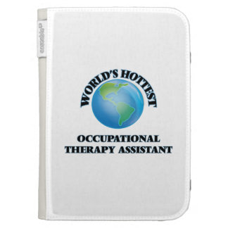 World's Hottest Occupational Therapy Assistant Kindle Keyboard Case