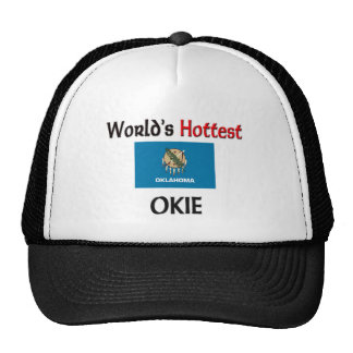 World's Hottest Okie Mesh Hat