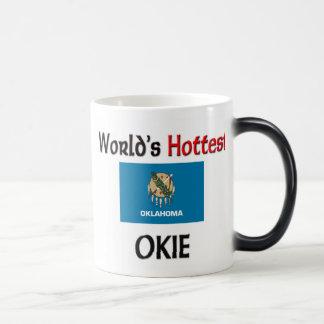 World's Hottest Okie Mugs