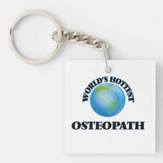 World's Hottest Osteopath Key Chain