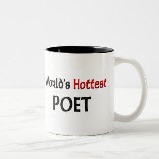 Worlds Hottest Poet Coffee Mug