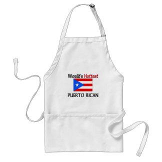 World's Hottest Puerto Rican Standard Apron