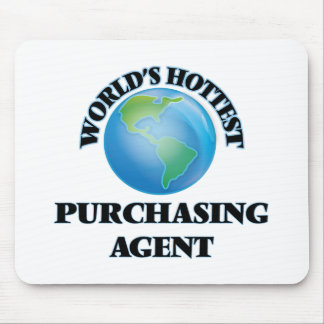 World's Hottest Purchasing Agent Mouse Pad
