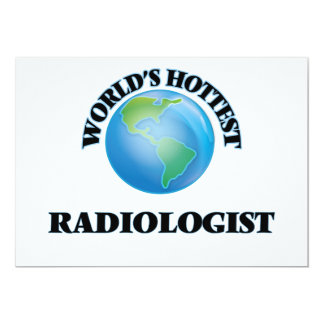 World's Hottest Radiologist Custom Invites