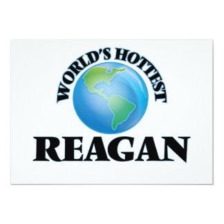 World's Hottest Reagan Custom Announcement