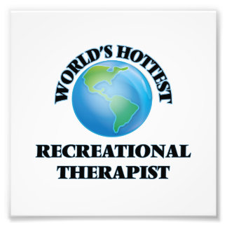 World's Hottest Recreational Therapist Photograph