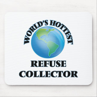 World's Hottest Refuse Collector Mouse Pad