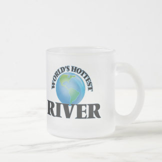 World's Hottest River Mugs