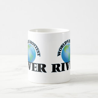 World's Hottest River Coffee Mugs