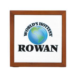 World's Hottest Rowan Desk Organizer