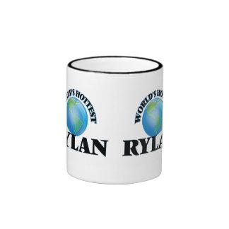 World's Hottest Rylan Coffee Mugs