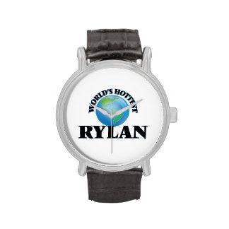 World's Hottest Rylan Wrist Watch