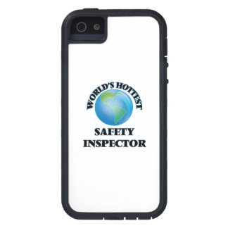 World's Hottest Safety Inspector iPhone 5 Case